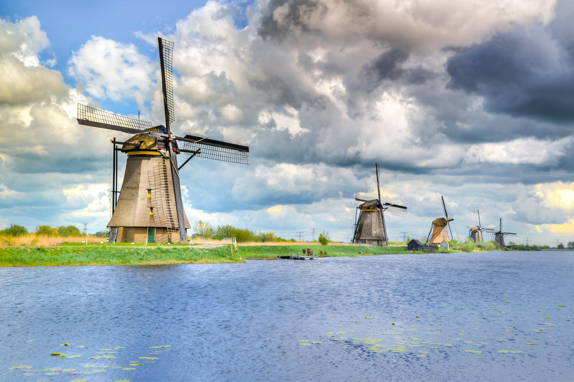 Moulins des Pays-Bas