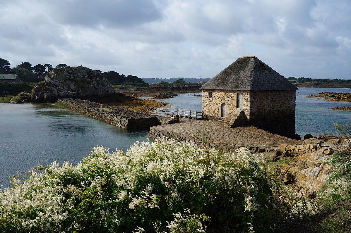 Moulin Ile de Bréhat