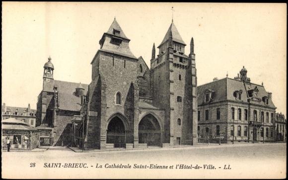 Cathédrale de Saint-Brieuc